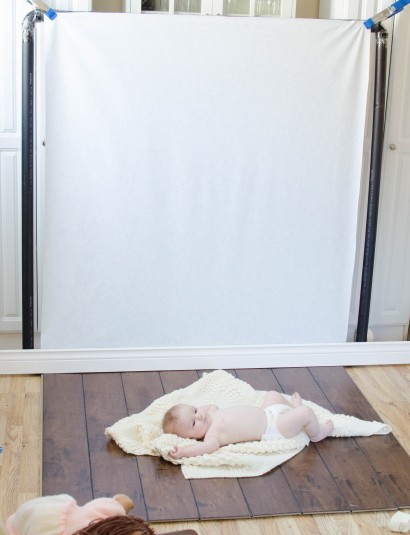 DIY Photo Backdrop Pinterest Fail